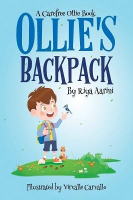 Ollies Backpack by Riya Aarini
