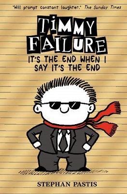 Timmy Failure part 7 by stephen Pastis