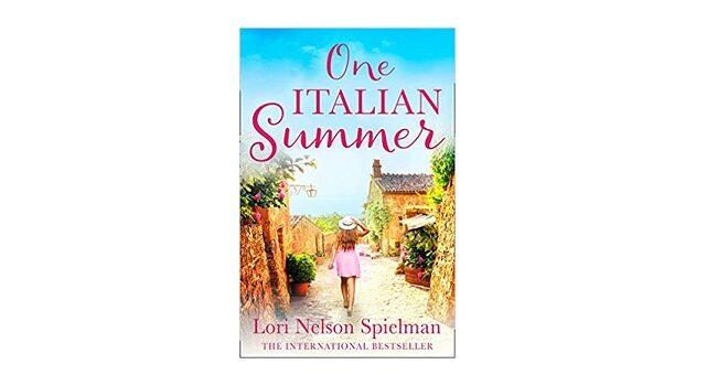Feature Image - One Italian Summer by Lori Nelson Spielman