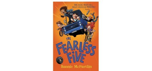 Feature Image - The Fearless Five by Bannie McPartlin