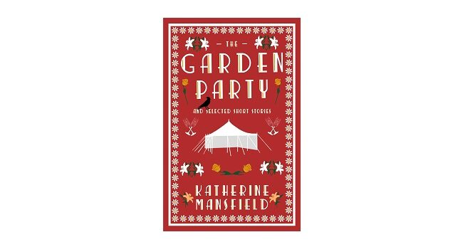 Feature Image - The Garden Party by Katherine Mansfield