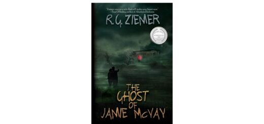 Feature Image - The Ghost of Jamie McVay by R.G. Ziemer