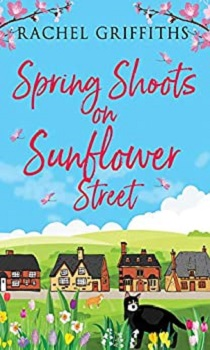 Spring Shoots on Sunflower Street by Rachel Griffiths