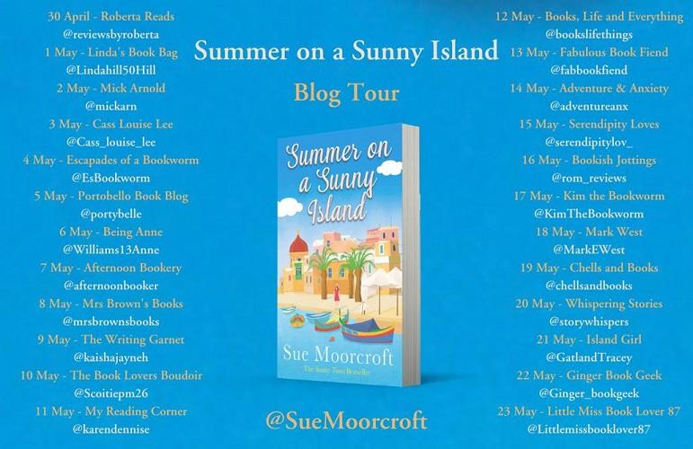 Summer on a Sunny Island Blog Tour FULL-2