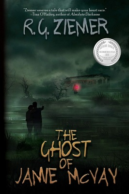 The Ghost of Jamie McVay by R.G. Ziemer