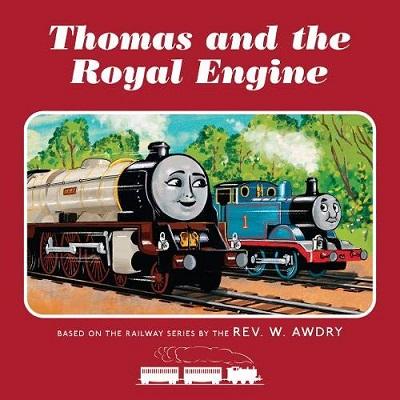 Thomas ans the Royal Engine