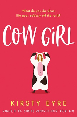 Cow Girl by Kirsty Eyre