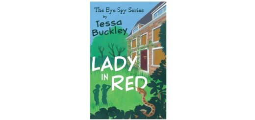 Feature Image - Lady in Red by Tessa Buckley