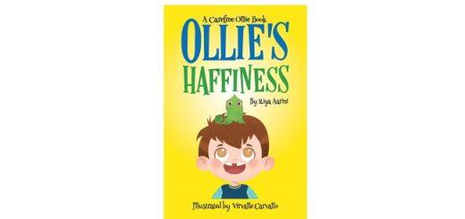 Feature Image - Ollie's Haffiness by Riya Aarini