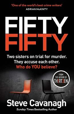 Fifty Fifty Steve Cavanagh