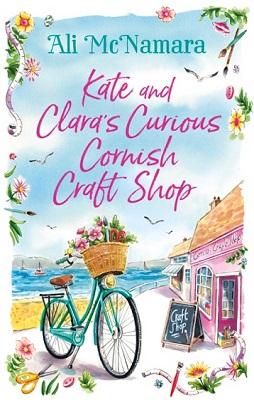 Kate and Claras Curious Cornish Craft Shop by Ali McNamara