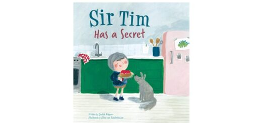 Feature Image - Sir Tim has a Secret by Judith Koppens