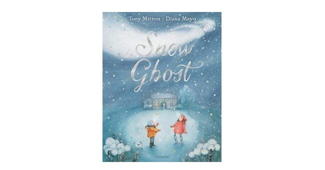 Feature Image - Snow Ghost by Tony Mitton