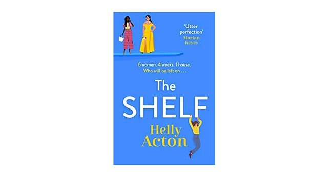 Feature Image - The Shelf by Helly Acton