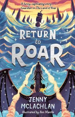 Return to Roar by Jenny Mclachlan