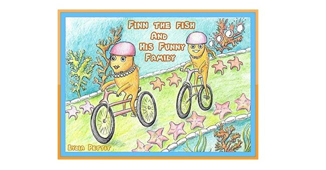 Feature Image - Finn the Fish and this Funny Family by Lydia Pettit