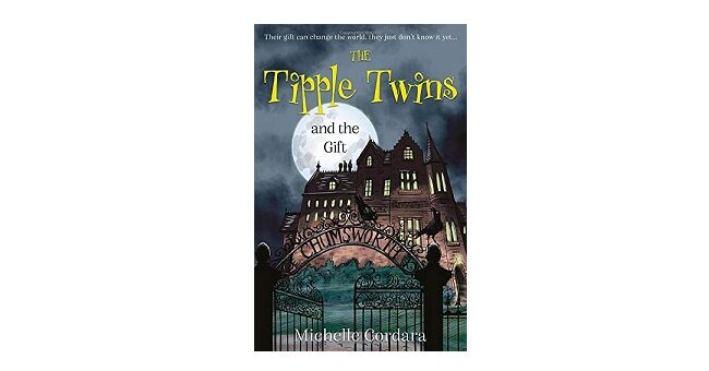 Feature Image - The Tipple Twins and the Gift by Michelle Cordara