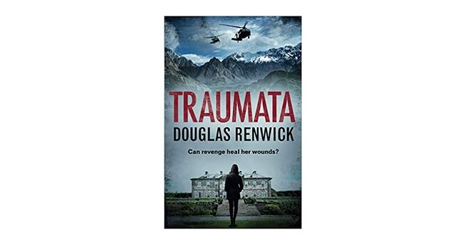 Feature Image - Traumata by Douglas Renwick New