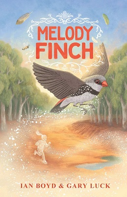 Melody Finch by Ian Boyd and Gary Luck