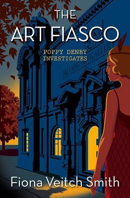 The Art Fiasco by Fiona Veitch Smith