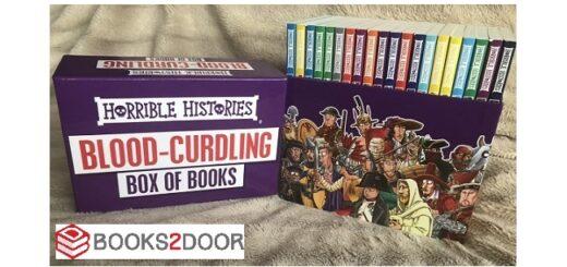 Feature Image - Horrible Histories Box Set