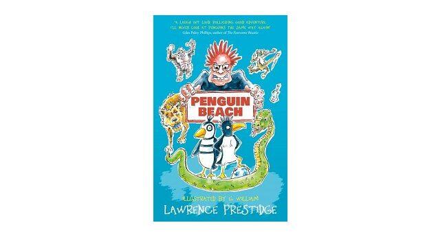 Feature Image - Penguin Beach by Lawrence Prestidge