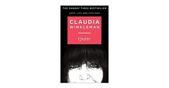 Feature Image - Quite by Claudia Winkleman