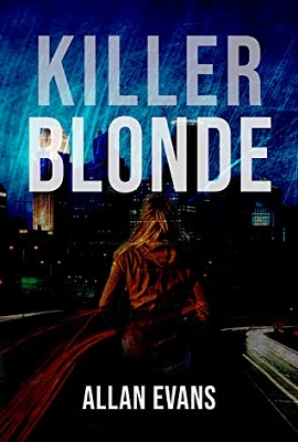 Killer Blonde by Allan Evans