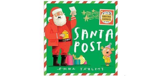 Feature Image - Santa Post by Emma Yarlett