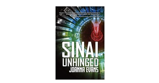 Feature Image - Sinai Unhinged by Joanna Evans