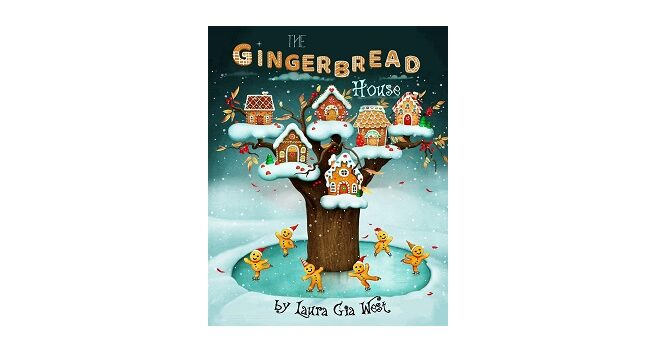 Feature Image - The Gingerbread House by Laura Gia West