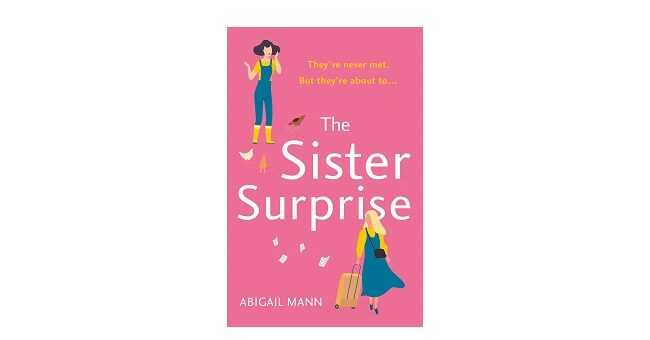 Feature Image - The Sister Surprise by Abigail Mann