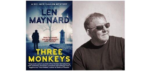Feature Image - Three Monkeys by Len Maynard