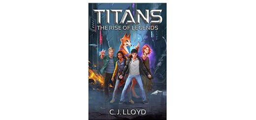 Feature Image - Titans the rise of legends by C.J. LLoyd
