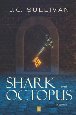 Shark and Octopus by J.C. Sullivan