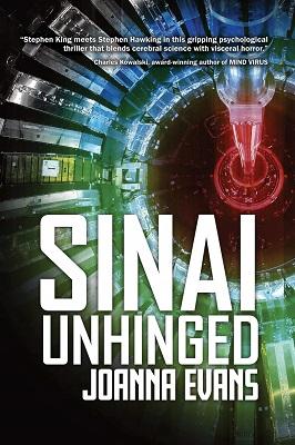 Sinai Unhinged by Joanna Evans