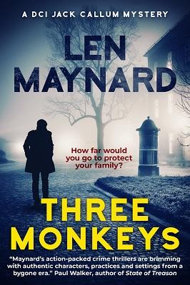 Three Monkeys by Len Maynard