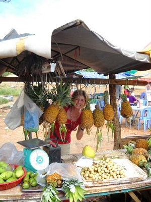 pineapple Gabrielle yetter Cambodian Anti-Trafficking Organization