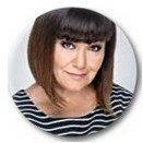 Dawn French Because of You