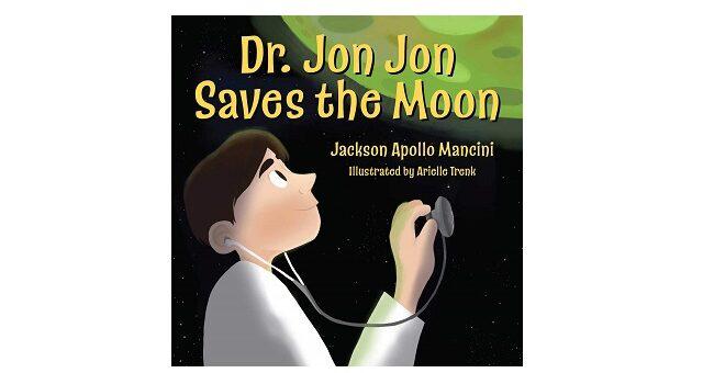 Feature Image - Dr Jon Jon Saves the Moon by Jackson Apollo Mancini