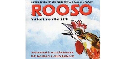 Feature Image - Roose Takes to the Sky by Moira Benoit