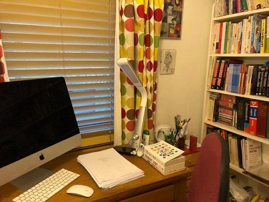 Where Anne Coates Writes