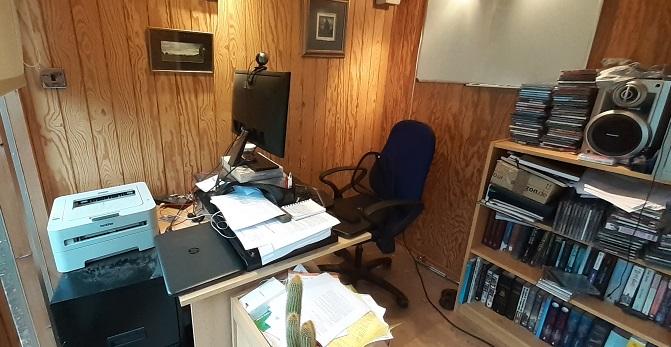 Where Tom Lloyd Writes