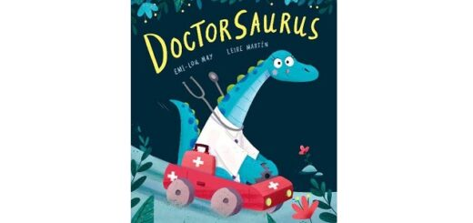 Feature Image - Doctorsaurus by Emi-Lou May
