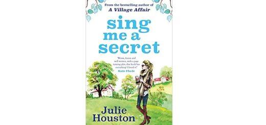 Feature Image - Sing me a Secret by Julie Houston
