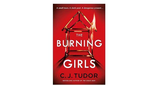 Feature Image - The Burning Girls by C. J. Tudor
