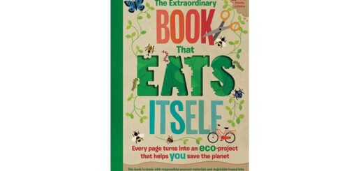 Feature Image - The Extraordinary Book That Eats Itself