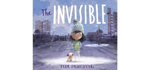 Feature Image - The Invisible by Tom Percival
