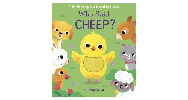 Feature Image - Who Said Cheep by Yi-Hsuan Wu