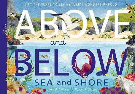 Above and Below Sea and Shore by Harriet Evans